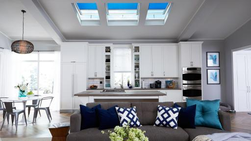 Energy Star-qualified no leak solar powered fresh air skylights from VELUX America offer that opportunity. The 30 percent federal tax credit on products and installation can have the effect of making the latest top-of-the-line skylights available for close to the cost of entry-level models.