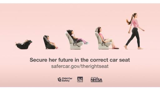 U S Department Of Transportation And The Ad Council Kick