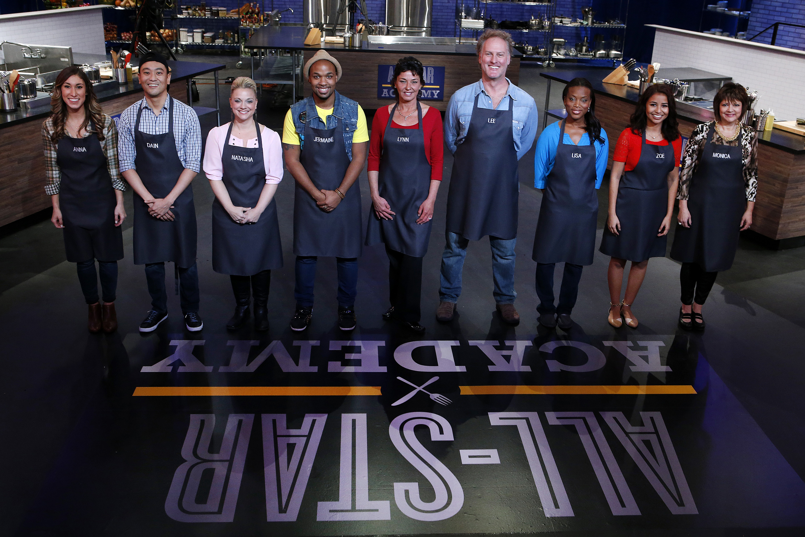 Food Network All Star Academy