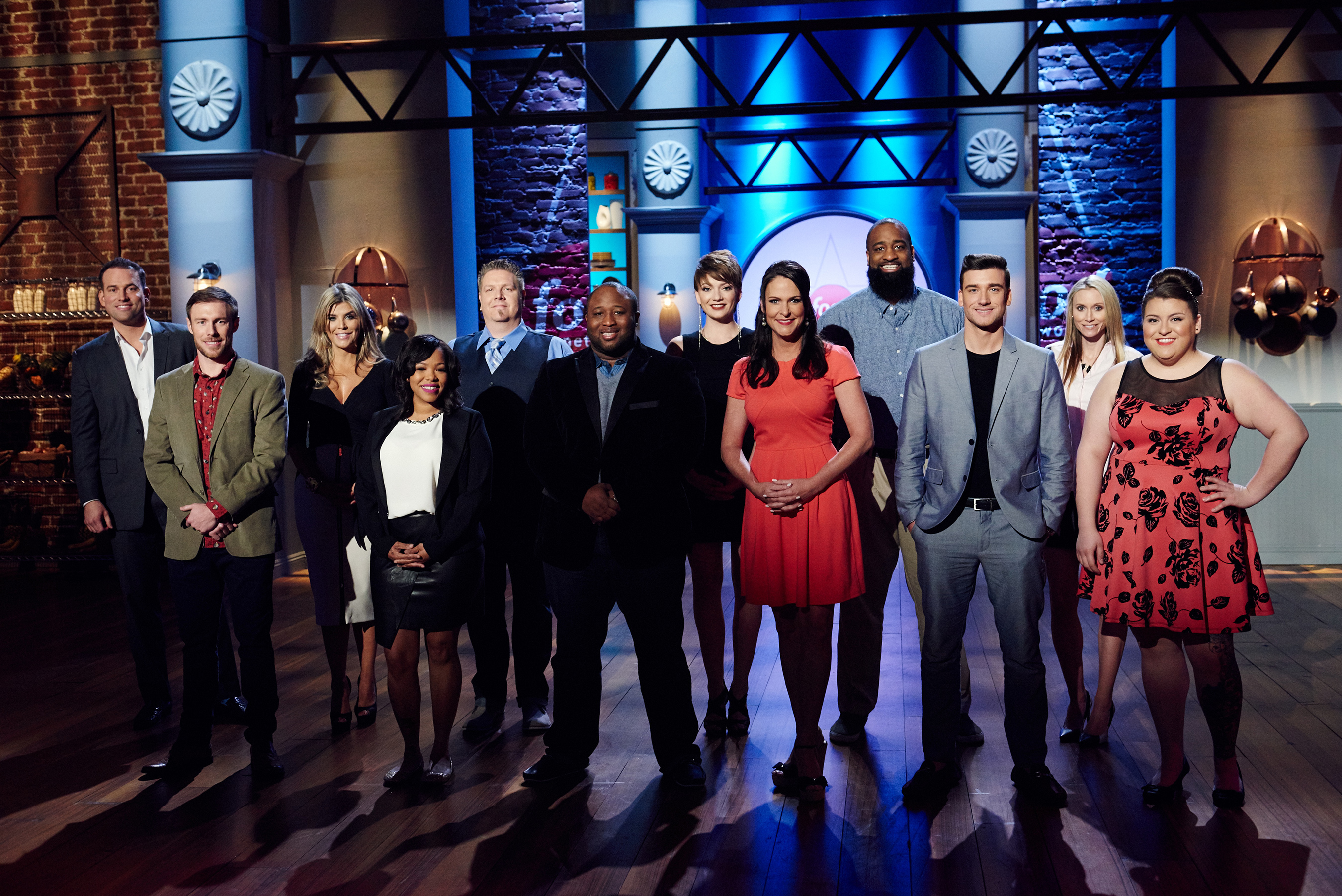 Culinary Hopefuls Compete For Stardom In The Return Of Food Network Star