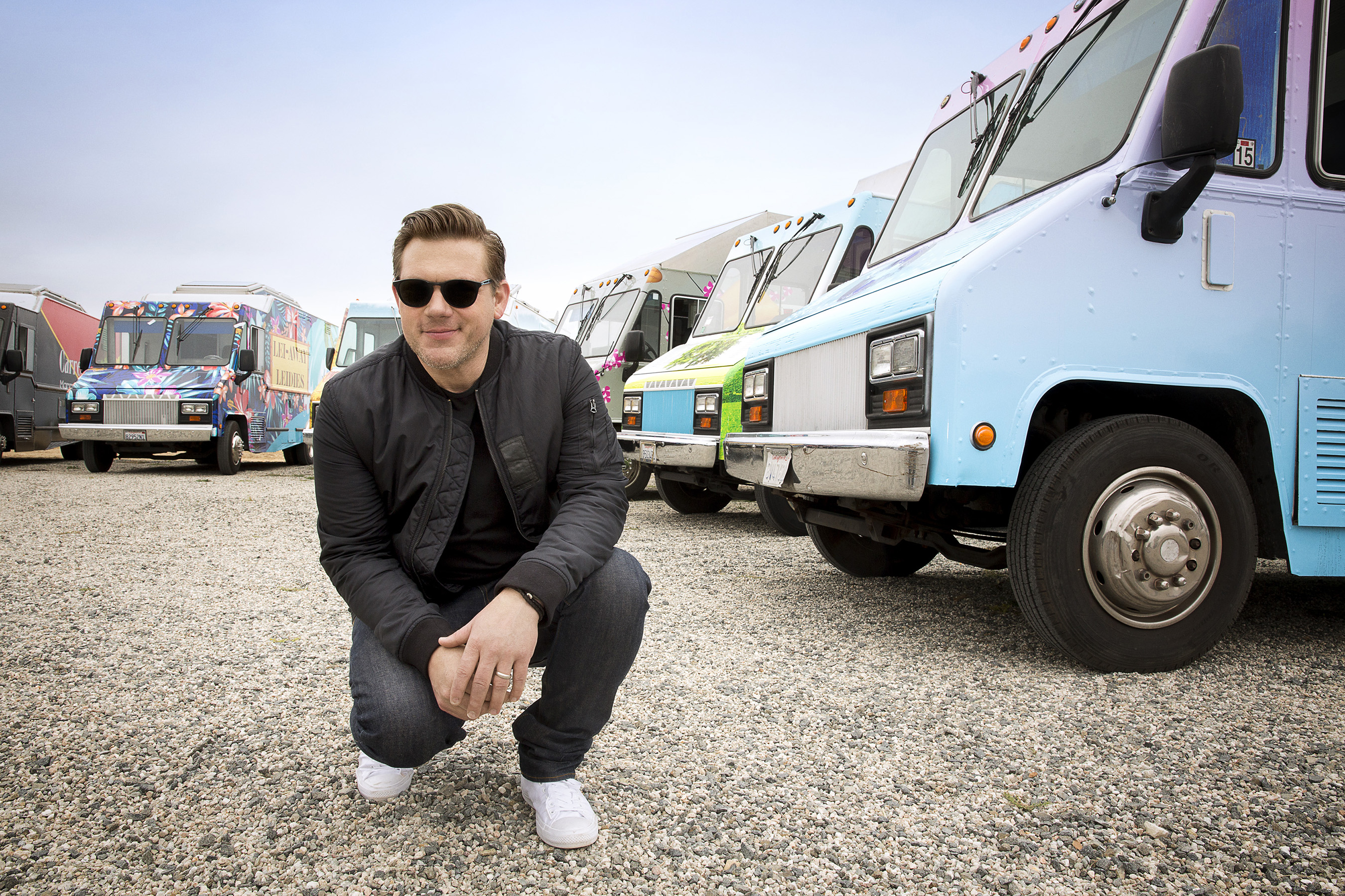 Food Truck Tyler Florence