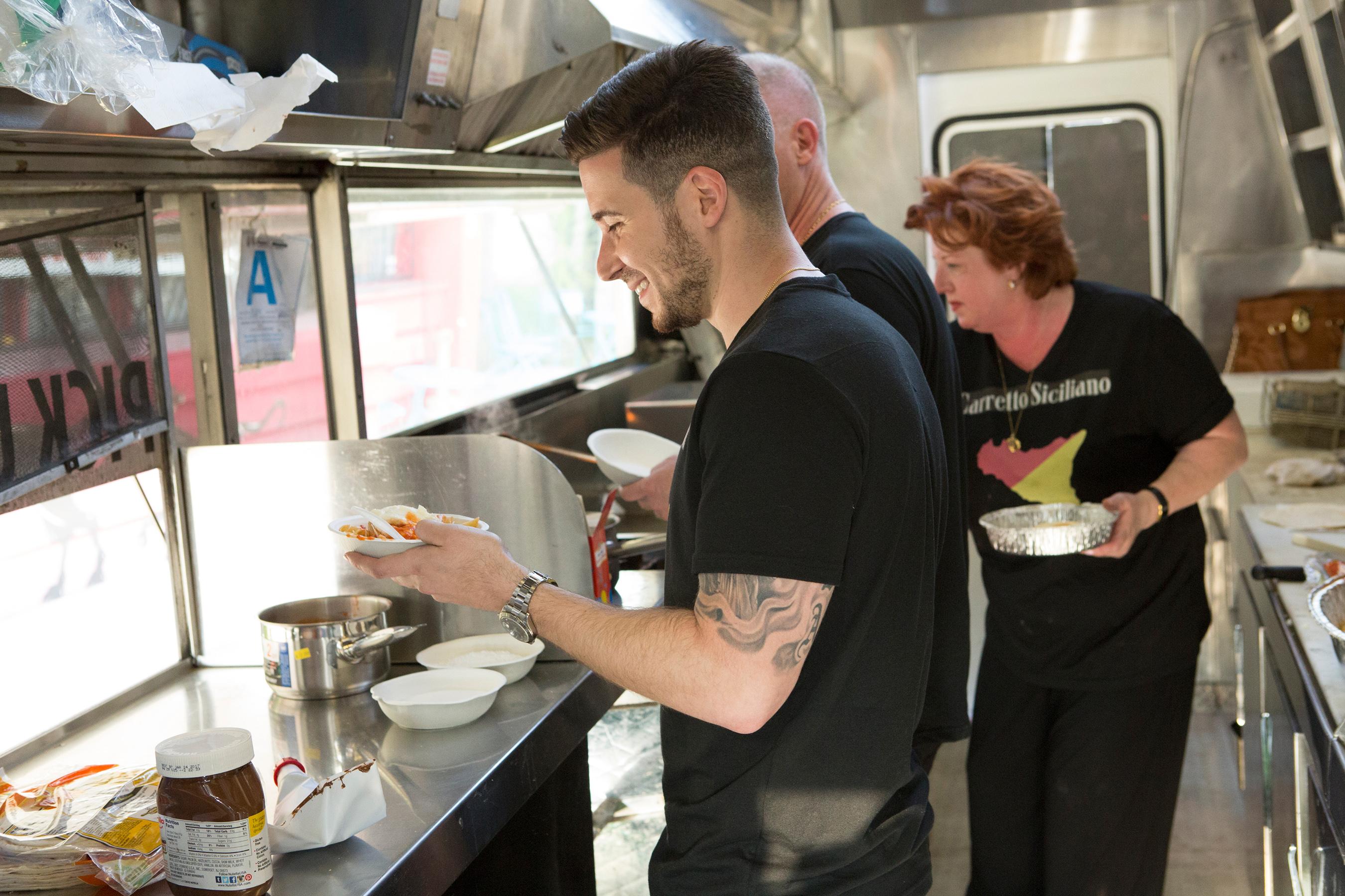 Carretto Siciliano Food Truck Race