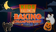 Halloween Kids Baking Championship logo