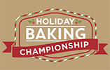 Holiday Baking Champtionship logo