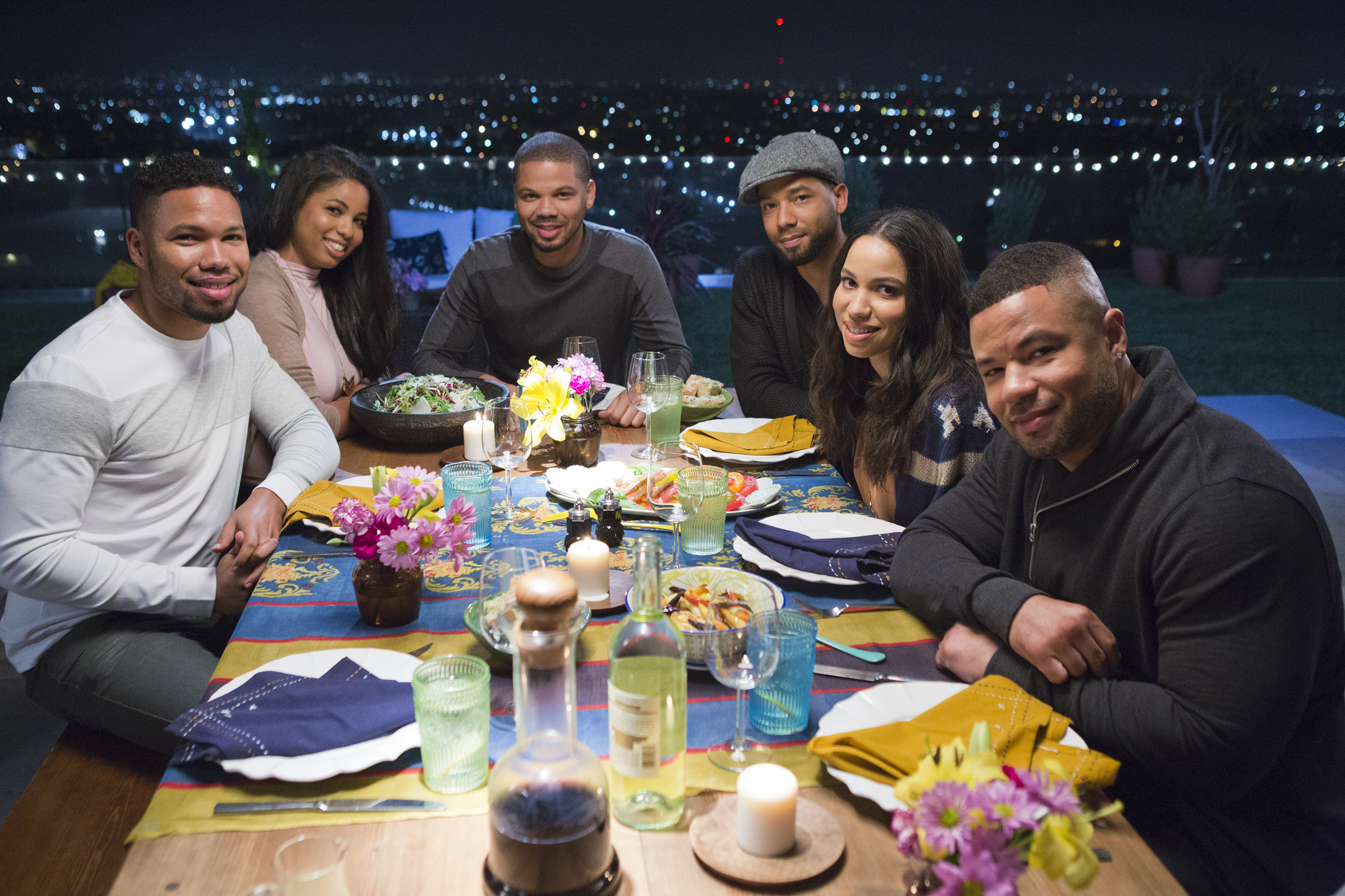 MULTI-TALENTED SMOLLETT FAMILY SERVES UP FUN, FOOD AND ...