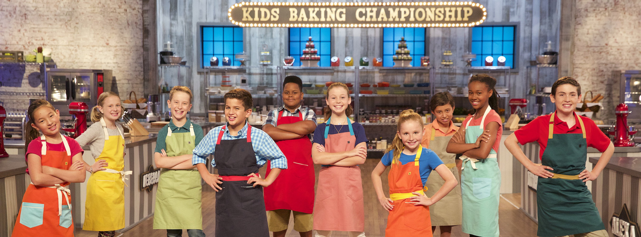 Kids Baking Championship Returns With Hosts Valerie Bertinelli And