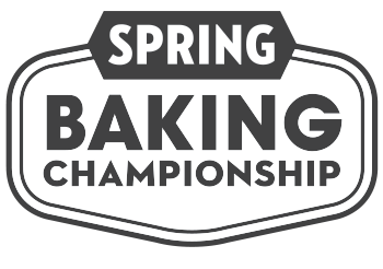 Food Network's Spring Baking Championship logo
