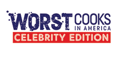 Food Network's Worst Cooks in America: Celebrity Edition logo