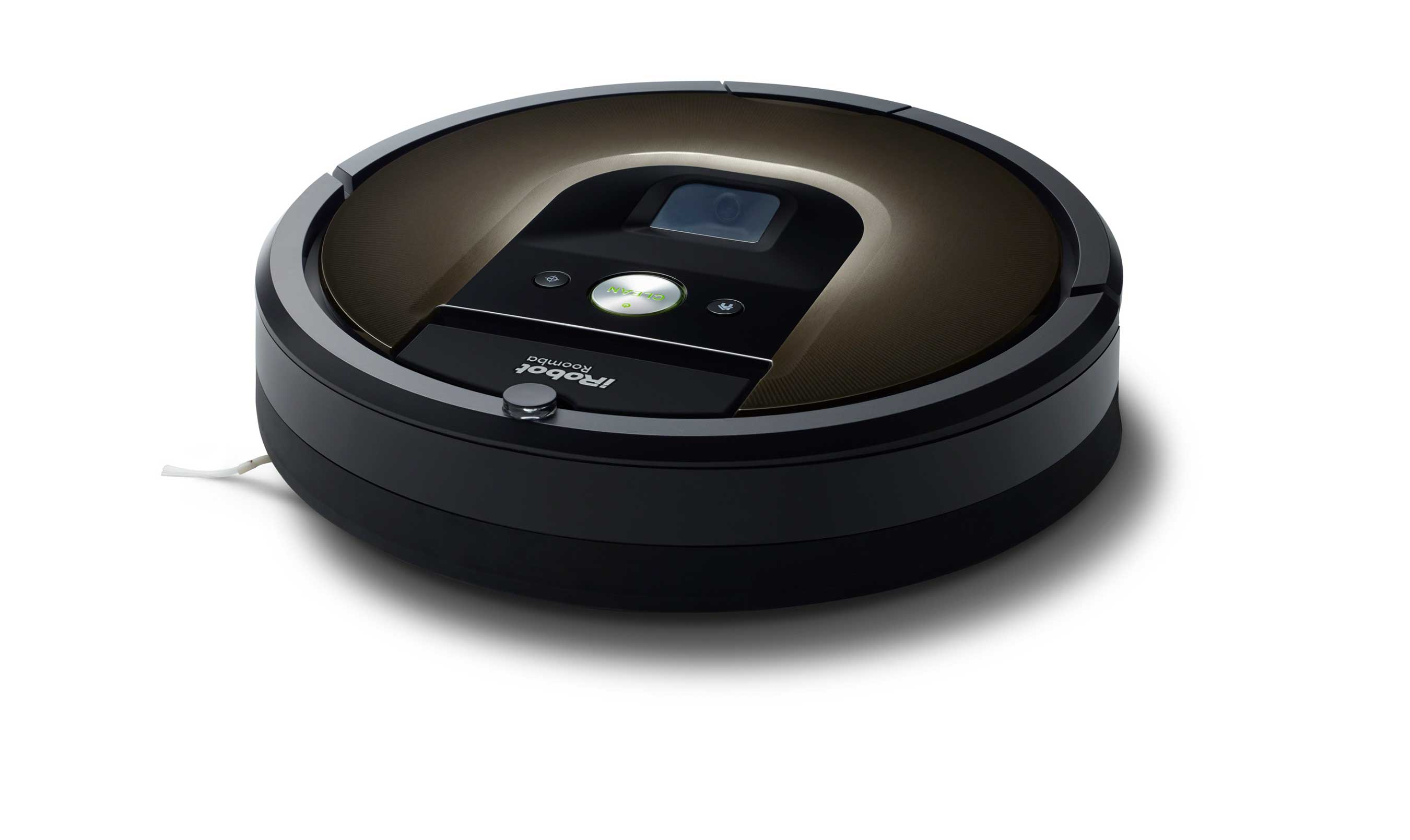 irobot enters the smart home with roomba 980 vacuum. Black Bedroom Furniture Sets. Home Design Ideas
