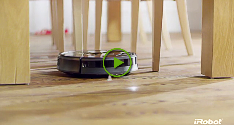 Irobot Enters The Smart Home With Roomba 980 Vacuum Cleaning Robot