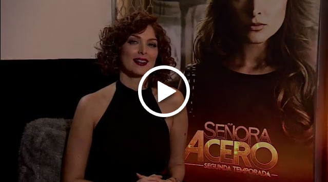 """TELEMUNDO PREMIERES SEASON TWO OF SUPER SERIES """"SEÑORA ACERO"""""""