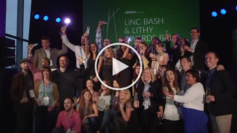 Watch the highlights from the 2016 LiNC Bash & Lithy Awards Ball!