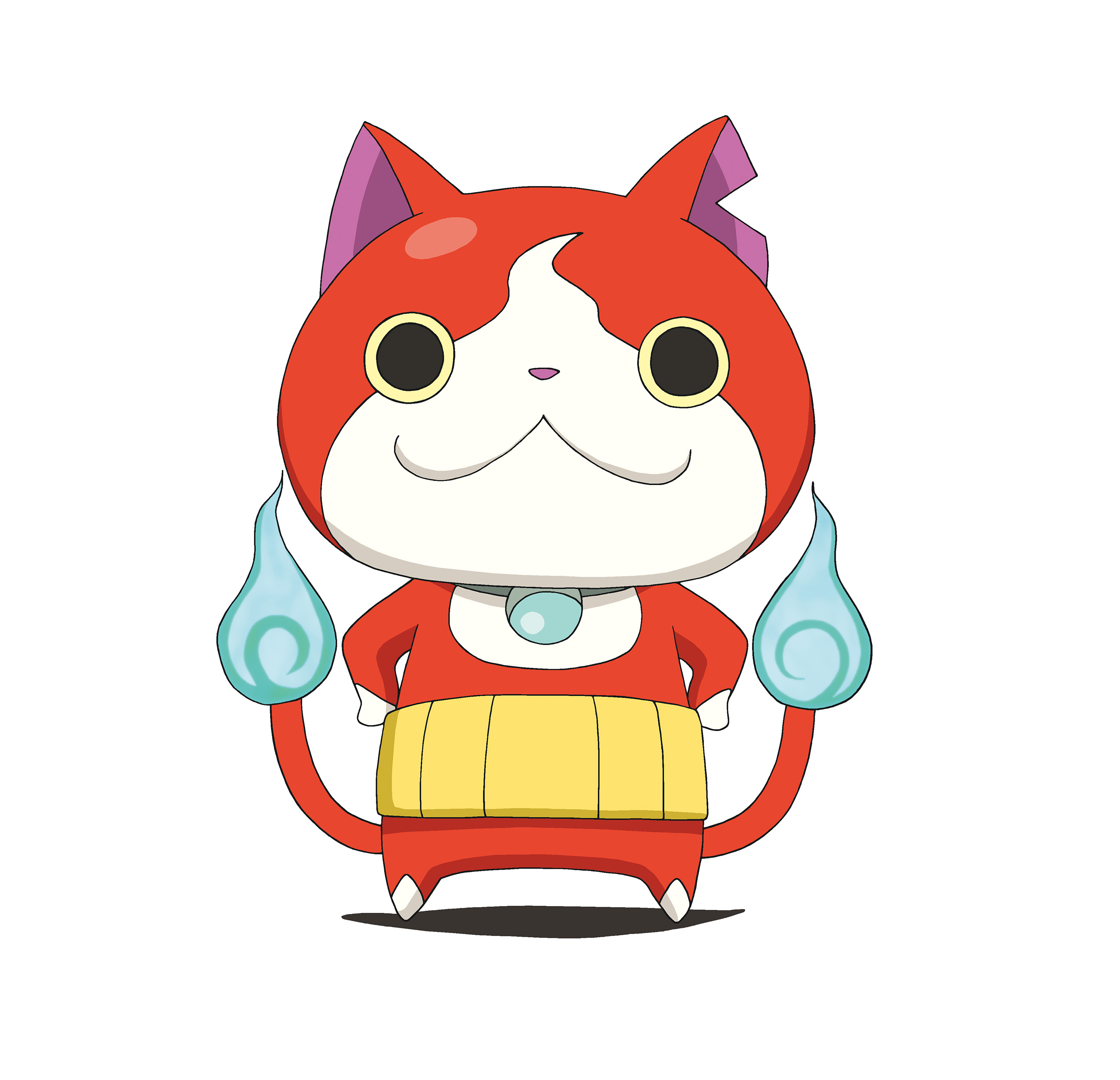 Entertainment company level 5 abby inc bringing the for Decoration yo kai watch