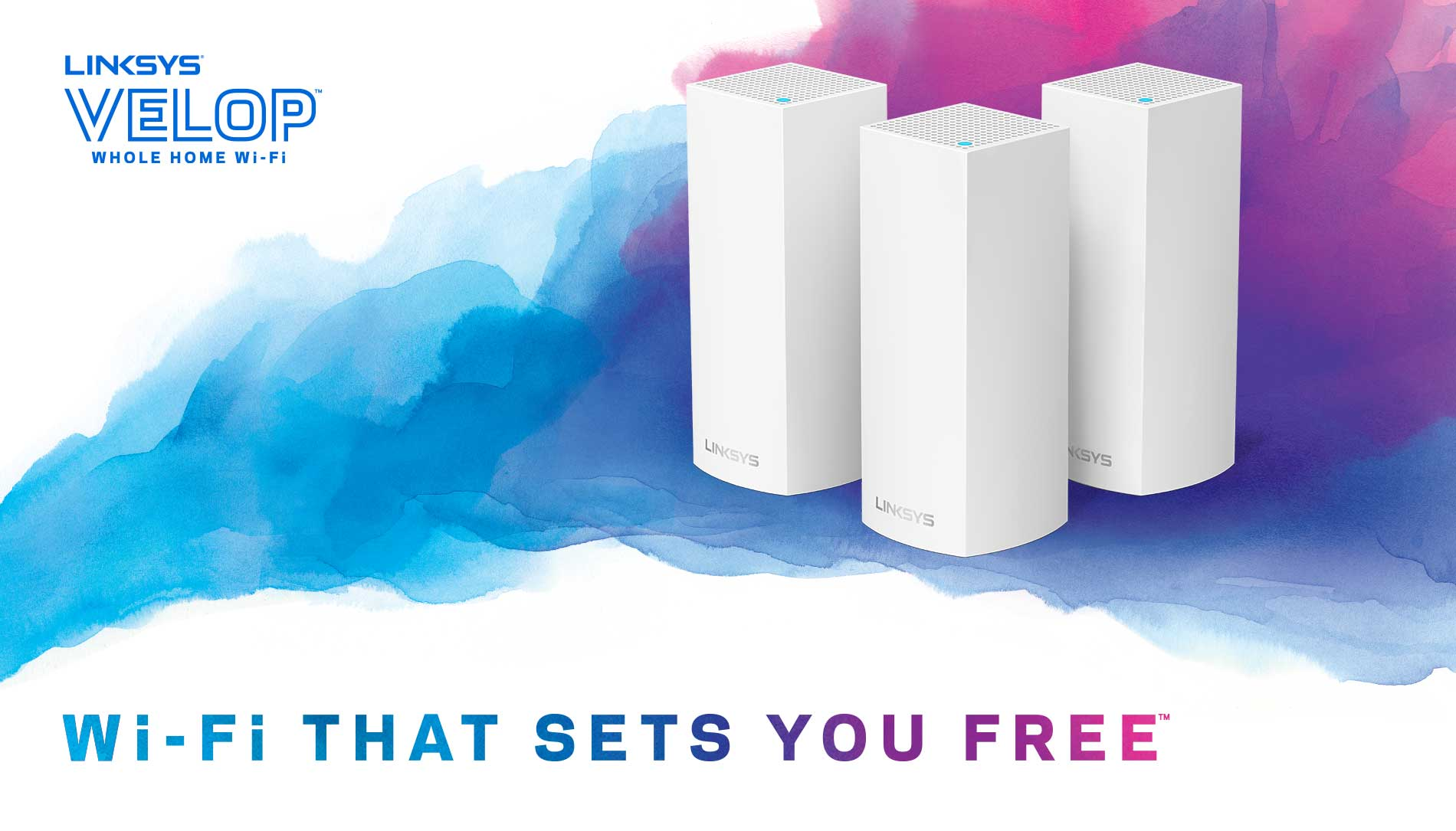 Linksys Launches Velop The First True Whole Home Wi Fi