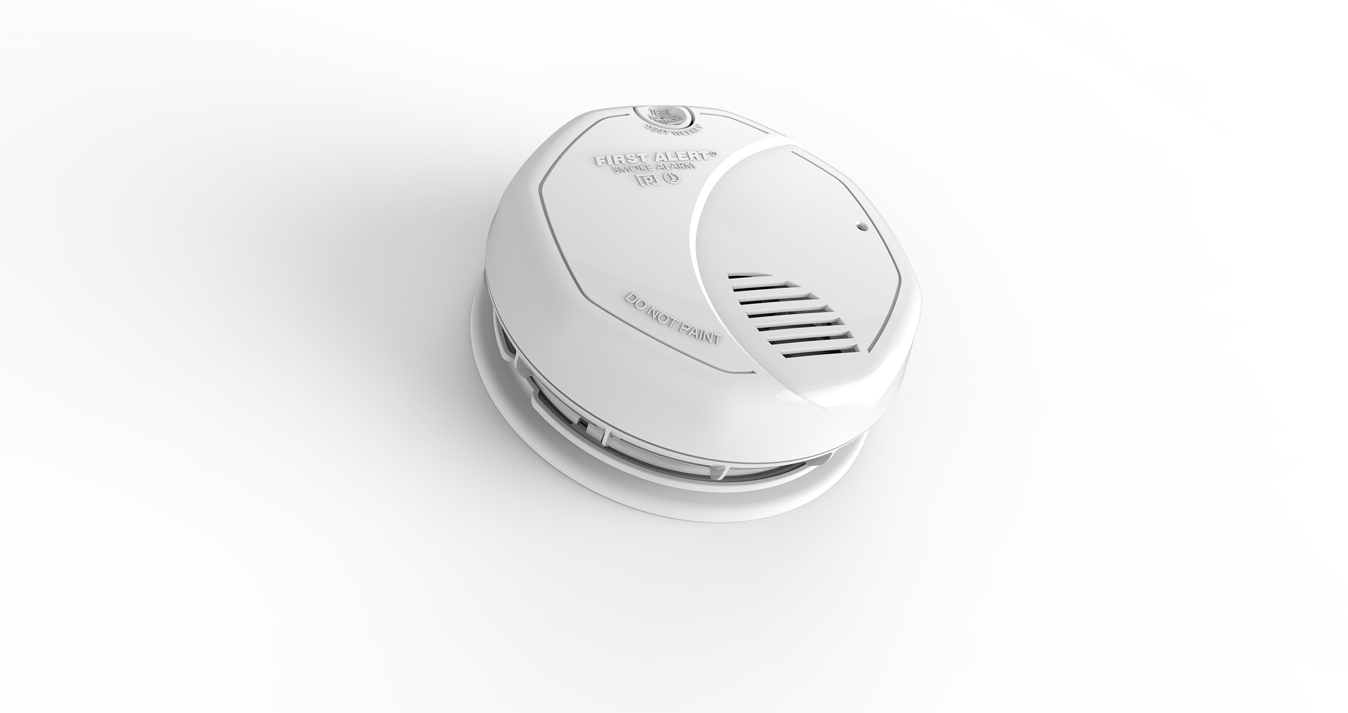 With both ionization and photoelectric smoke sensors, the First Alert 10-Year Alarm Life Dual Sensor Smoke & Fire Alarm delivers maximum home protection from both smoldering and fast-flaming fires.