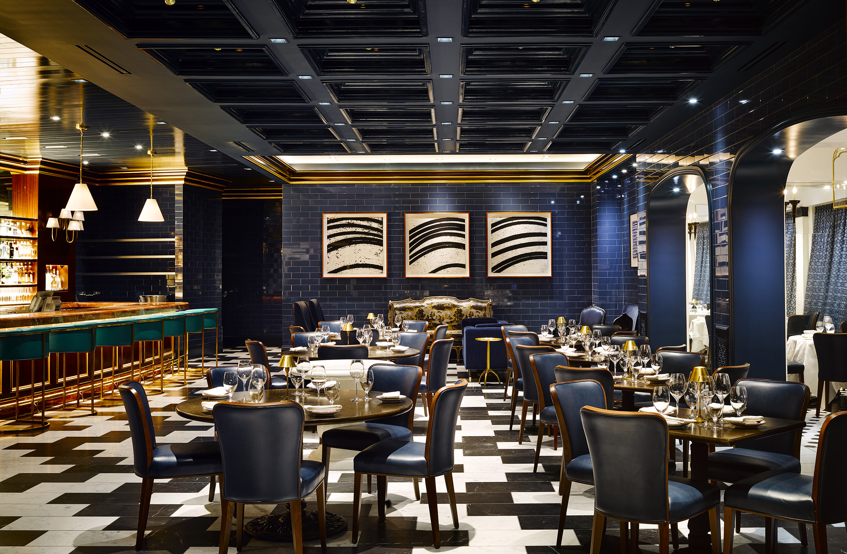 New York City S Carbone Debuts On Las Vegas Strip At Aria