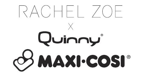 Rachel Zoe x Quinny and Maxi-Cosi Collection Poised to Make a Powerful Fashion Statement in Strollers and Car Seats