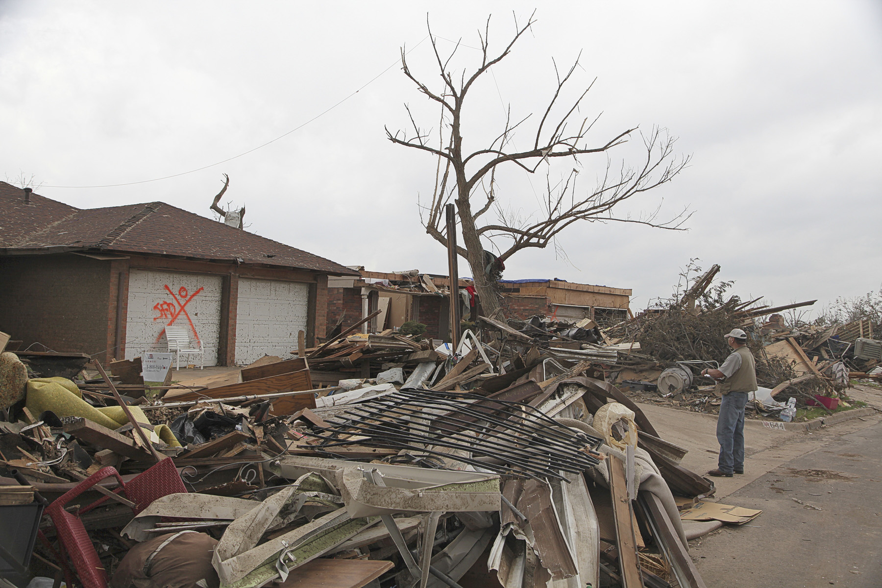 NICB says Oklahoma Efforts Limited Fraud Following 2013 Moore Tornado