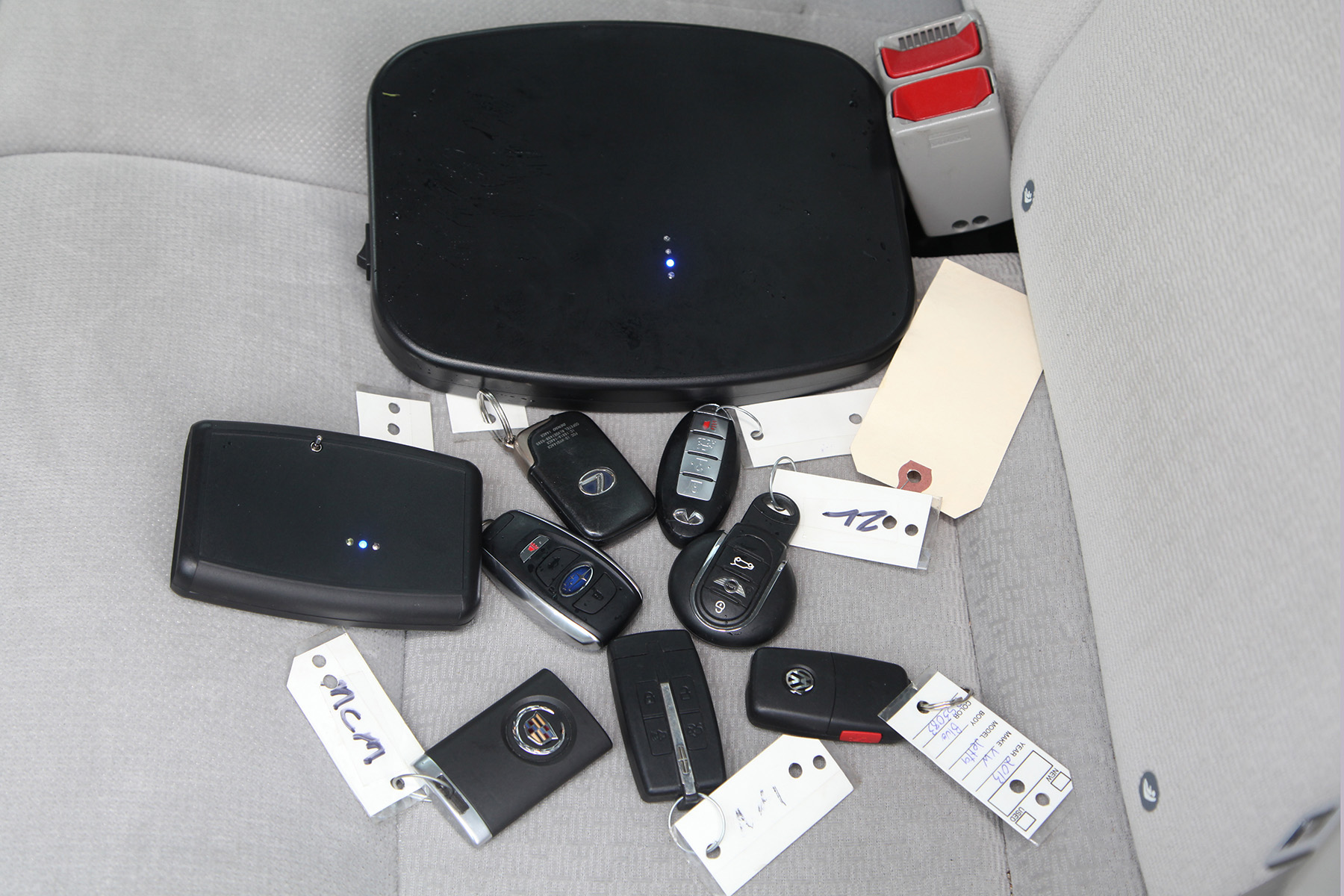 Used Cars Dealership >> NICB: Mystery Device Revealed
