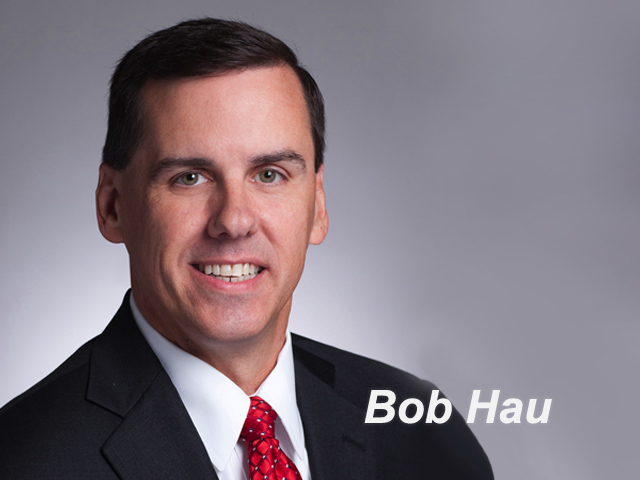TE Connectivity CFO Bob Hau