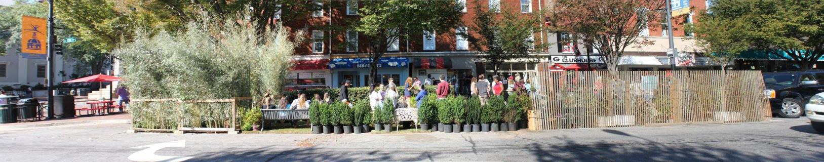 Celebrate park ing day 2016 with the american society of for American institute of landscape architects