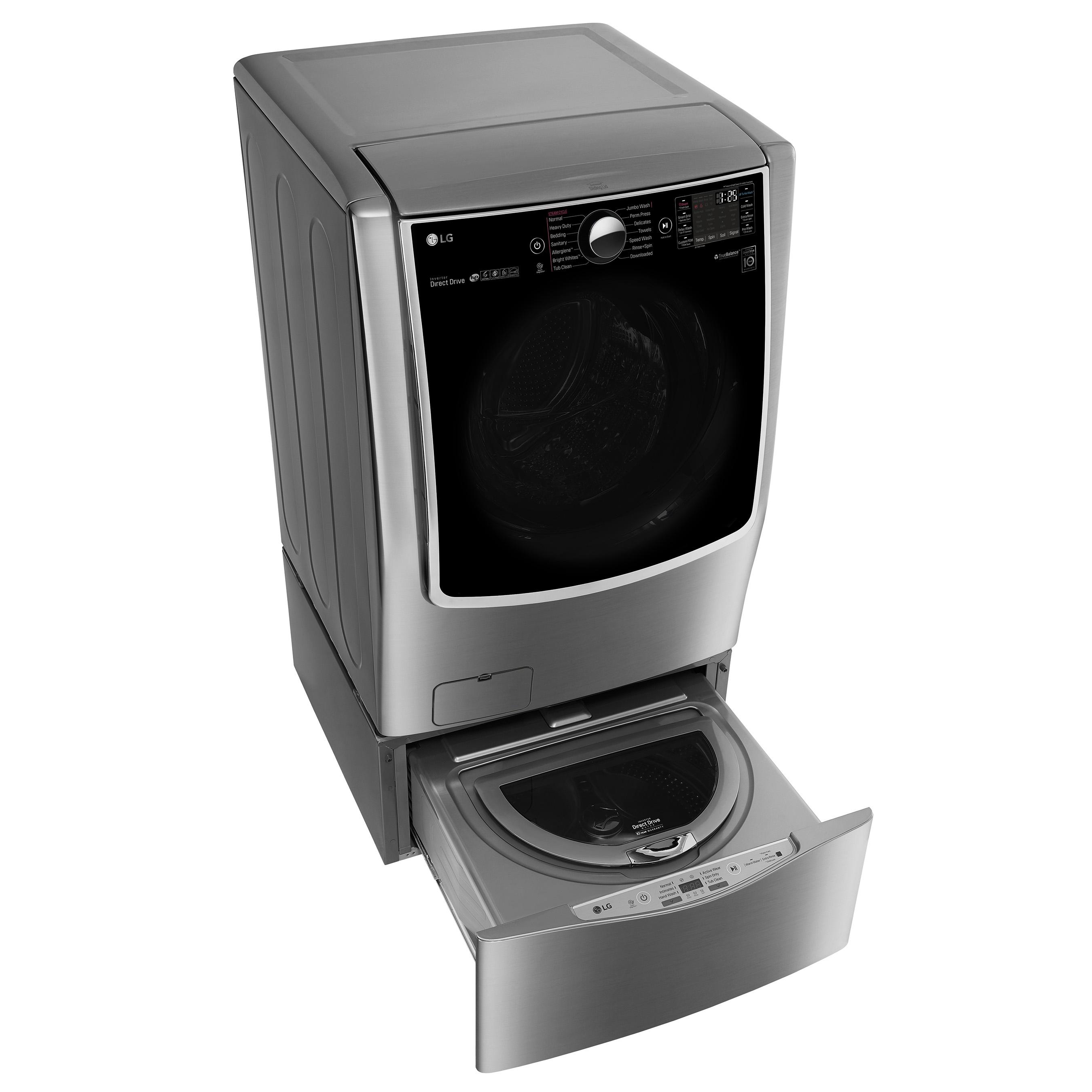 LG TWIN Wash™ with SideKick™