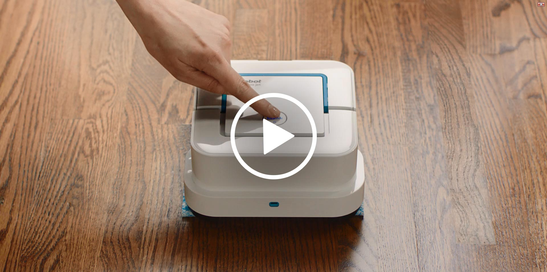 Irobot releases braava jet robot mop irobot
