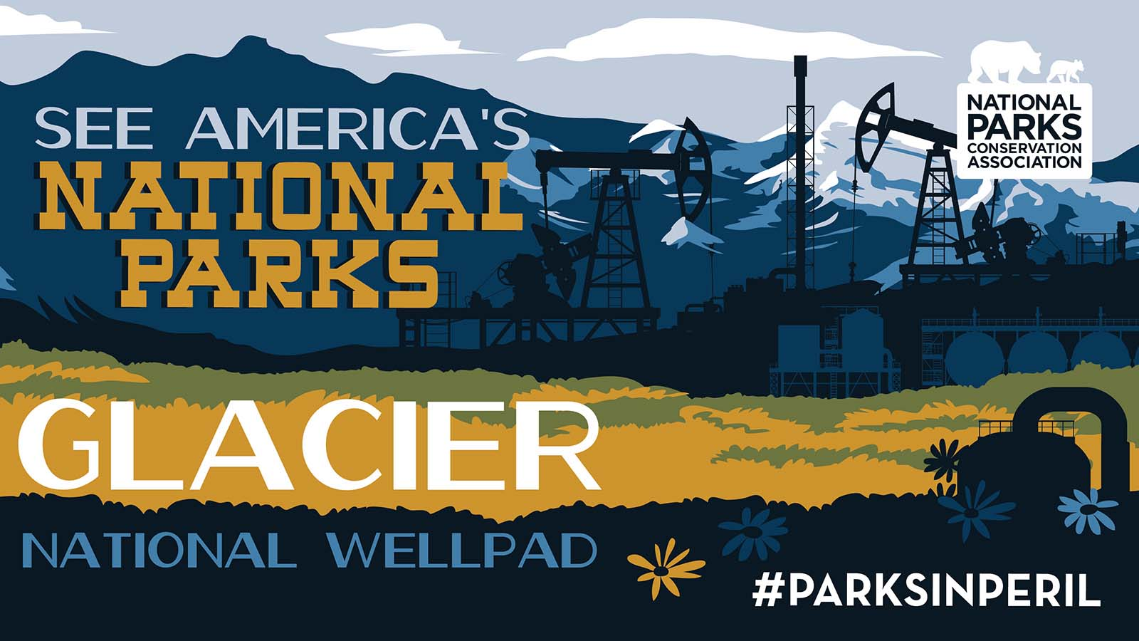 It's time for us to choose the future of Glacier National Park's borderlands: oil wells or wild nature?