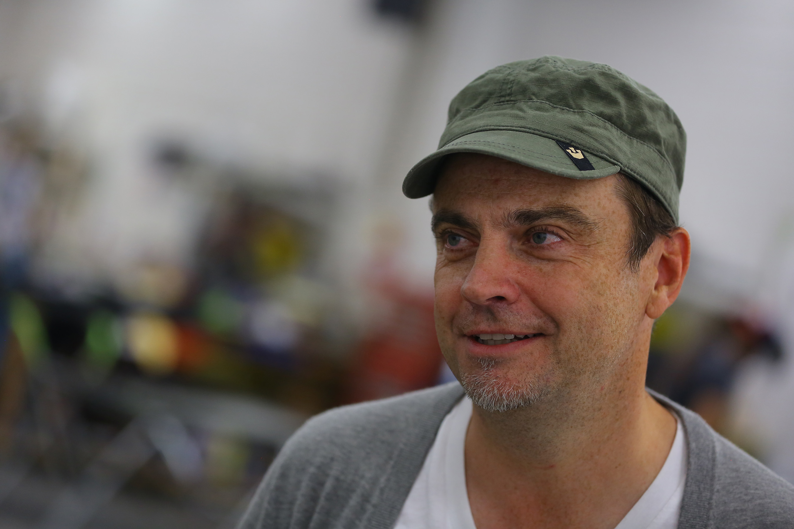 Rob Dickinson, creator and founder of Singer Vehicle Design