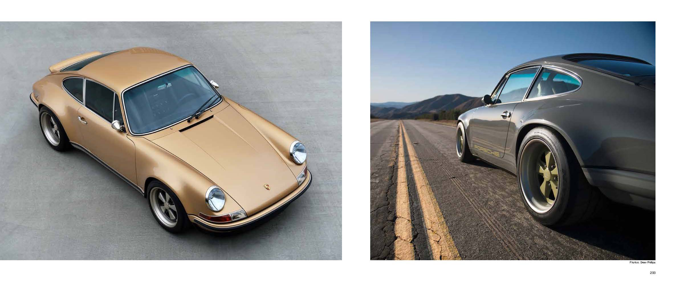 """Excerpt """"One More Than 10: Singer and the Porsche 911"""