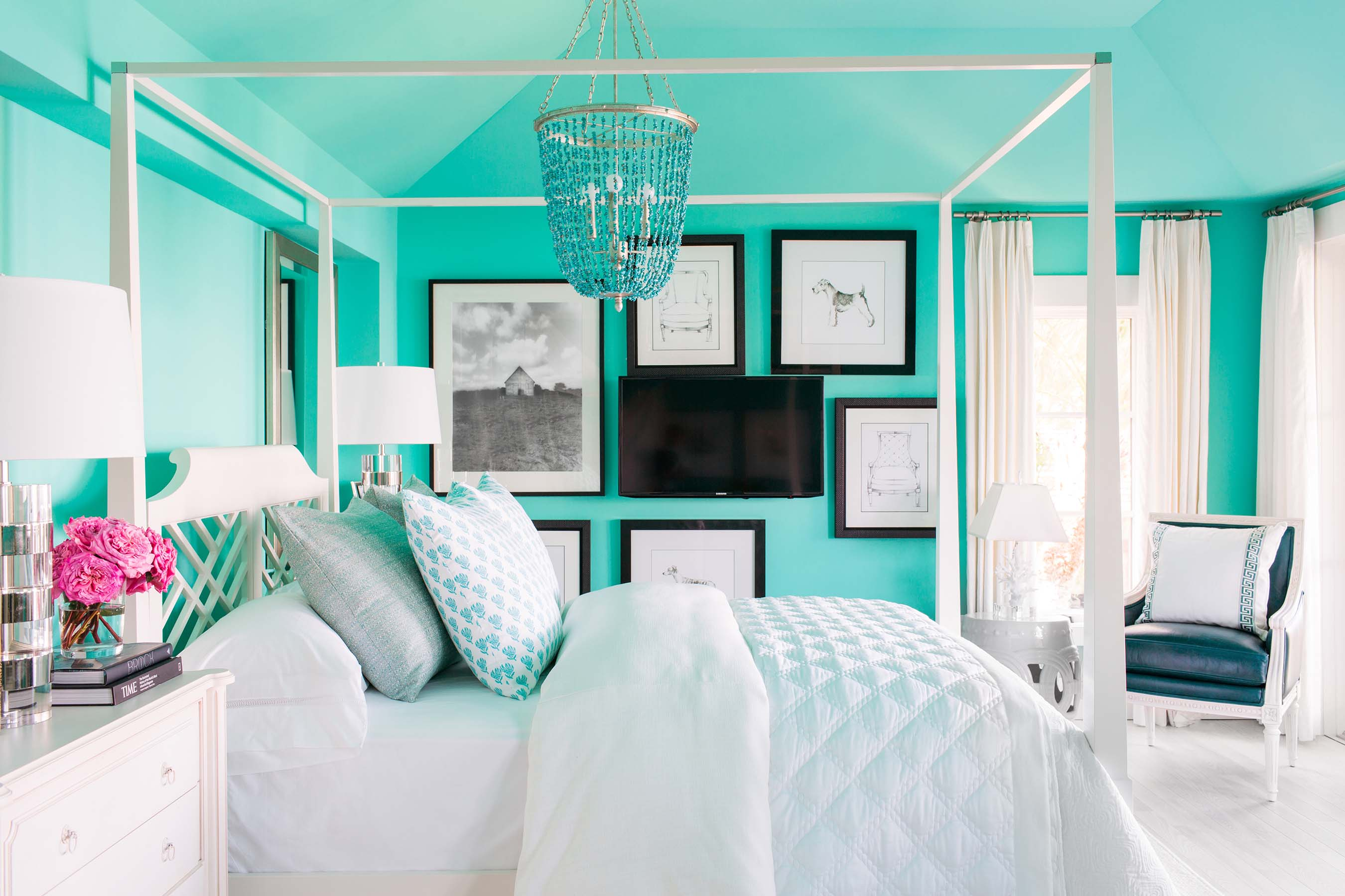 Fans get a peek at the first dream remodel for hgtv dream for Bedroom ideas hgtv