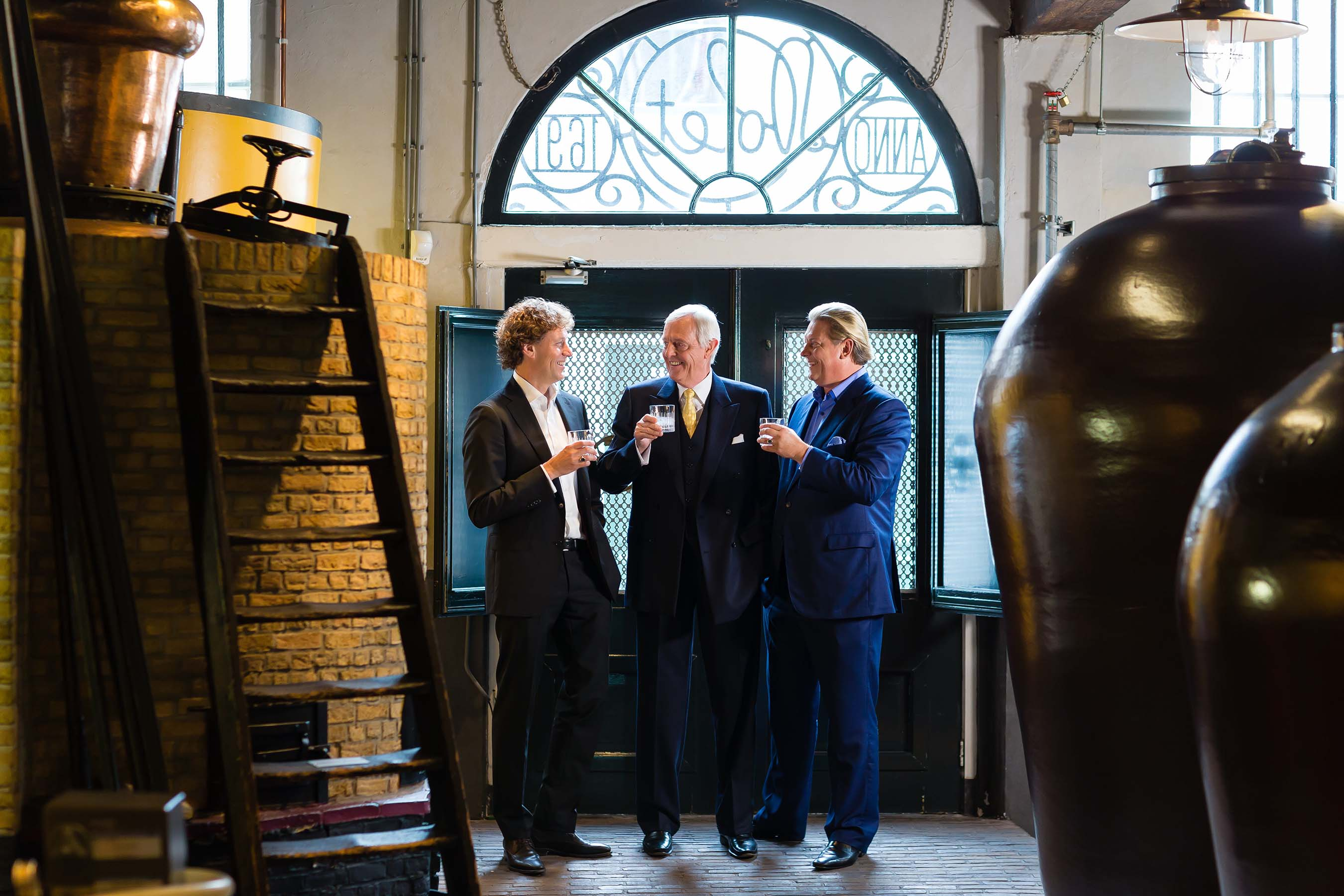 A toast to 325 years of the Nolet Family Distillery