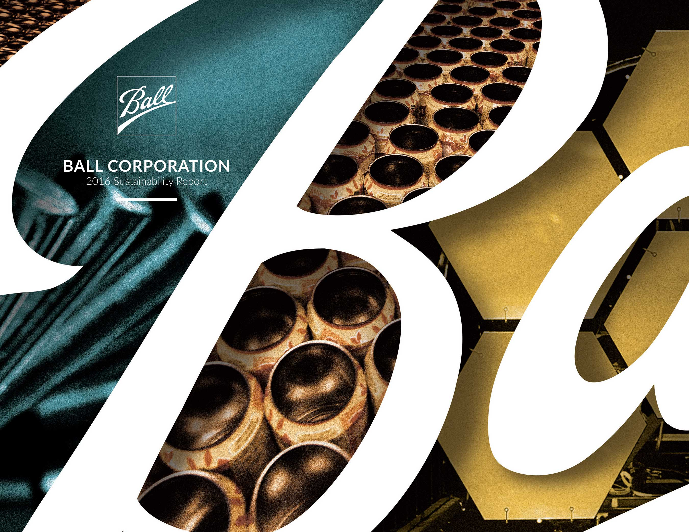 Ball Corporation Publishes 2016 Sustainability Report