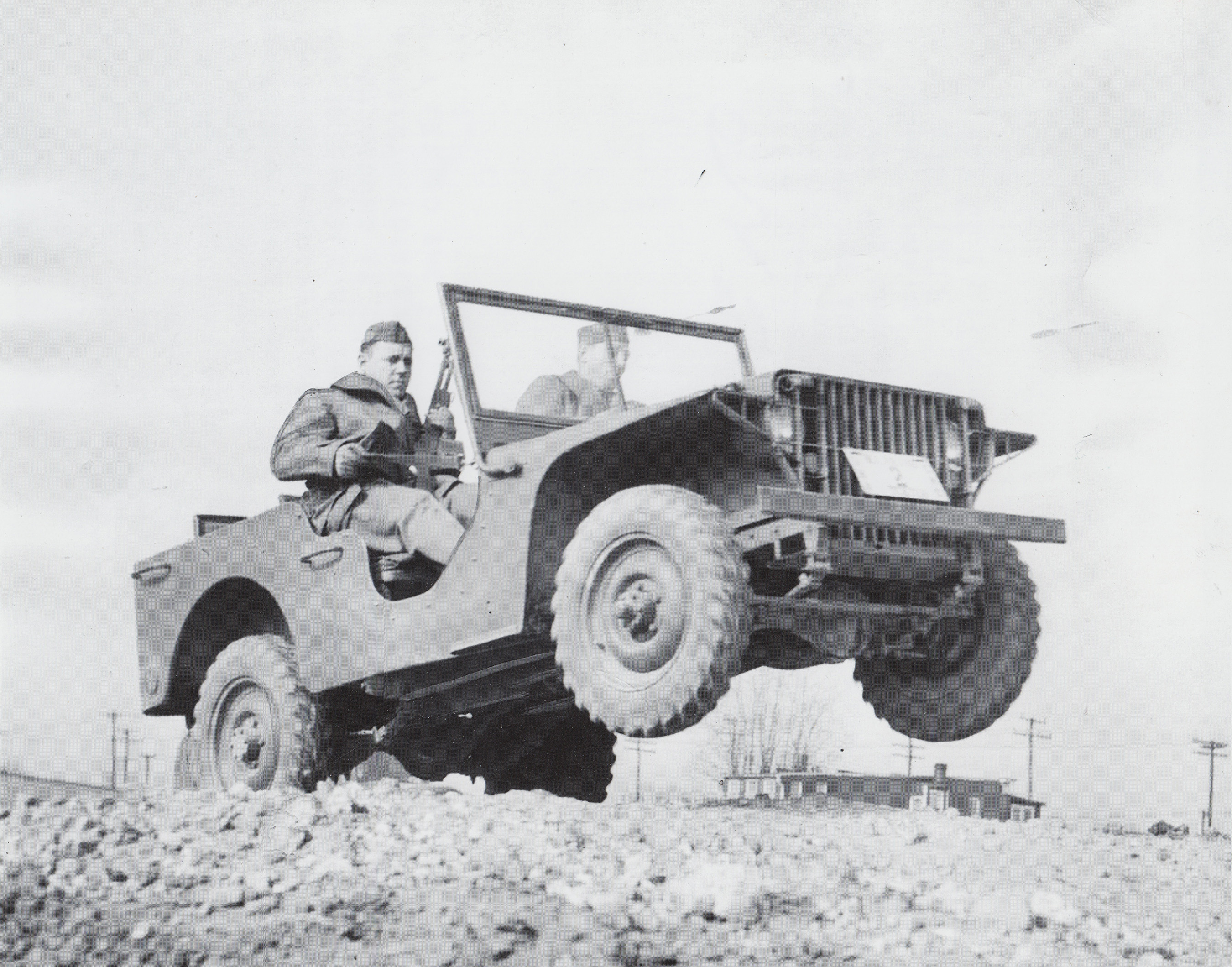 AMERICA\'S OLDEST KNOWN JEEP CELEBRATES ITS 75TH BIRTHDAY - AND IT\'S ...