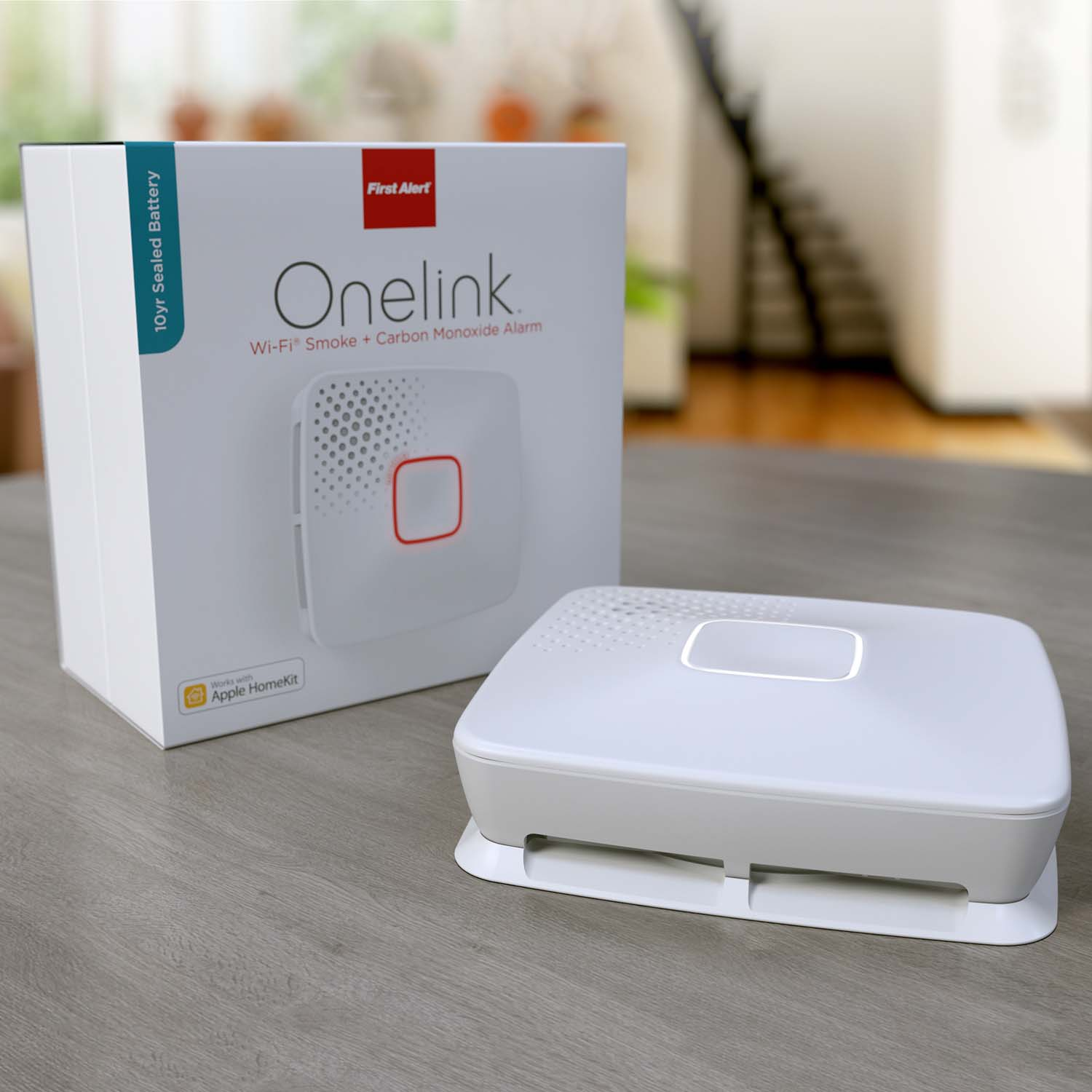 Onelink By First Alert 174 Brings Common Sense To The Smart