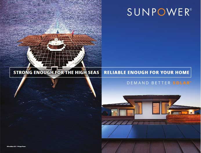 Strong enough for the high seas, reliable enough for your home.