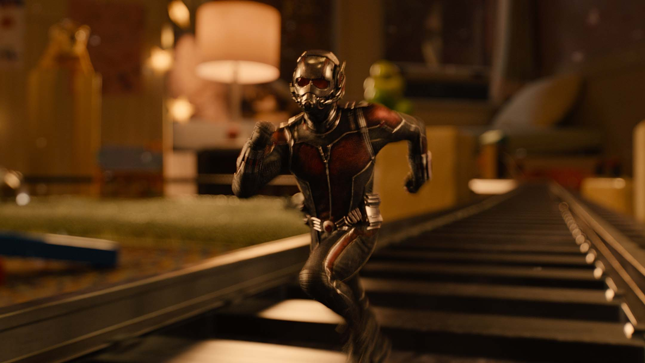 Ant Man is now available on Blu-ray and Digital HD © 2015 Marvel