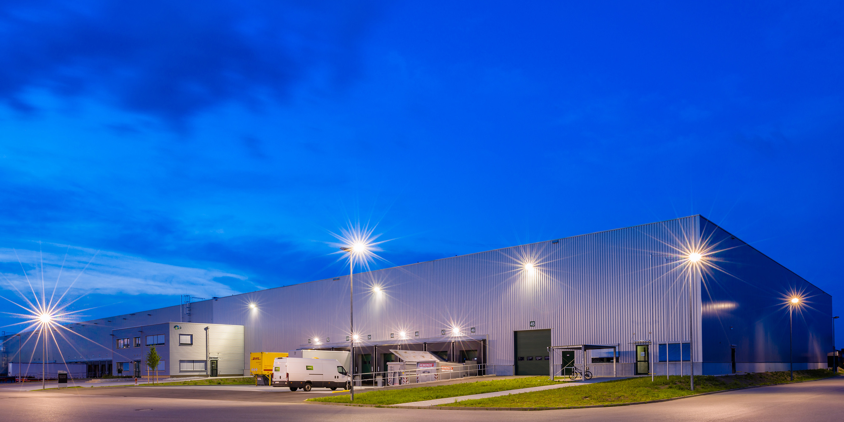 San Antonio BMW >> Prologis Completed 16 Build-to-Suit Development Projects ...
