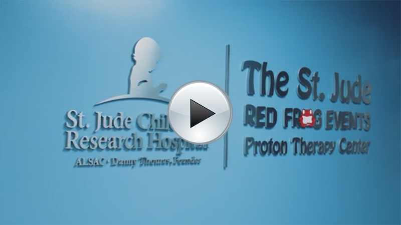 St. Jude Red Frog Events Proton Therapy Center