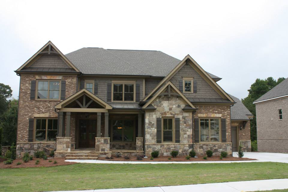 Clayton-owned Chafin Communities builds homes in the Atlanta area that are attractive both inside and out.