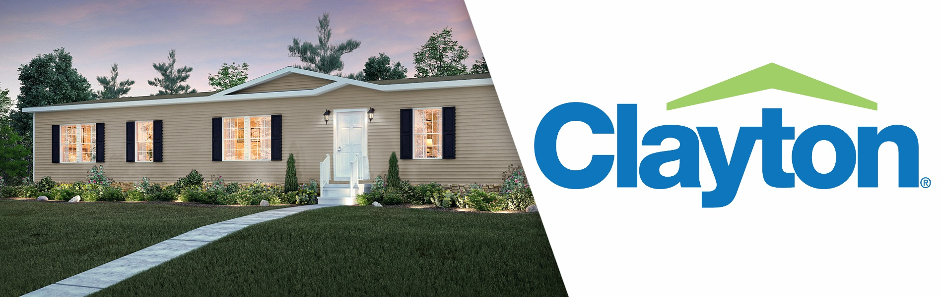 Clayton home building group donates new home to alabama for Building a house in alabama