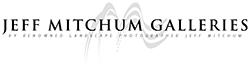 Jeff Mitchum Galleries logo