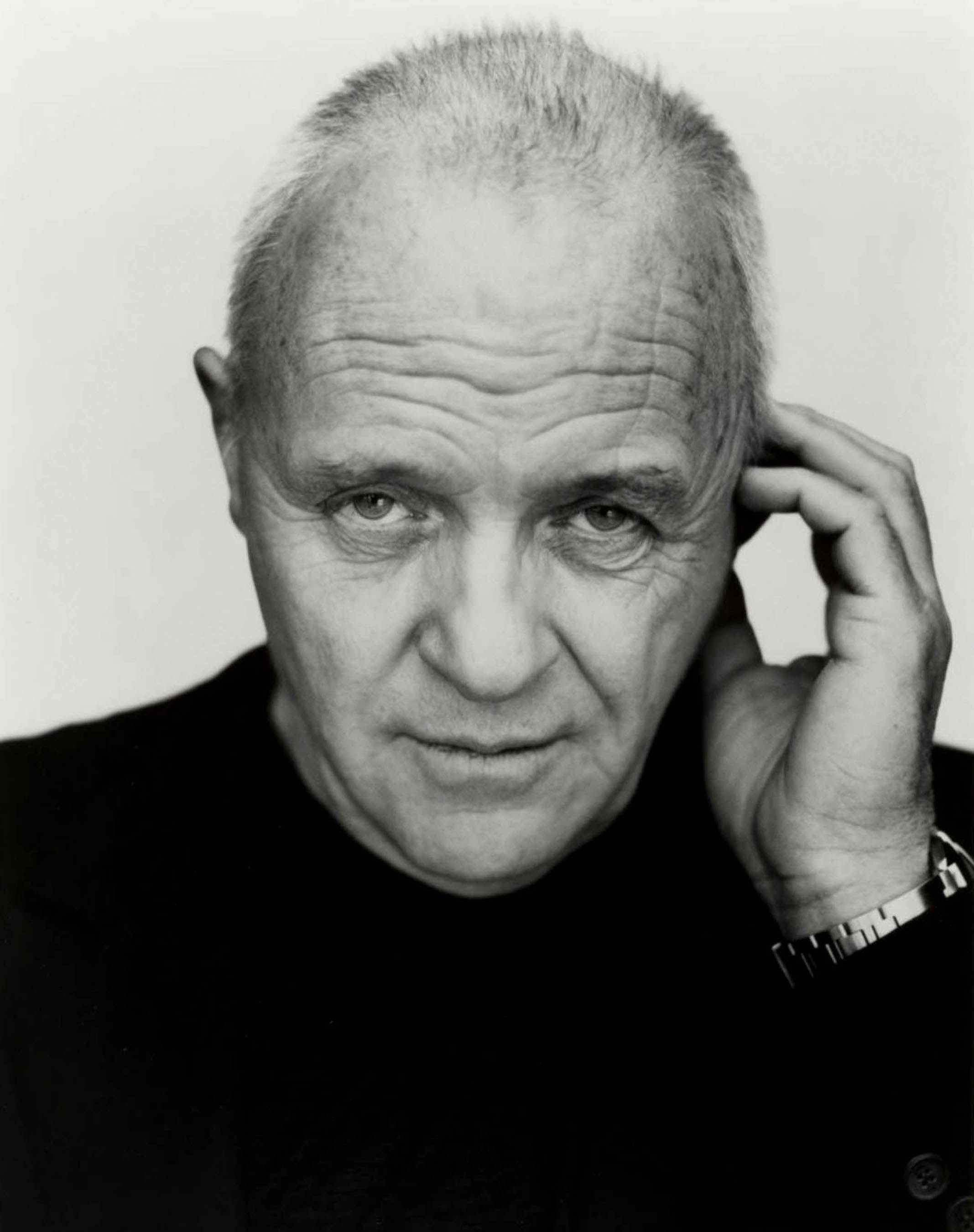 Sir Anthony Hopkins Unveils Permanent Art Exhibition At
