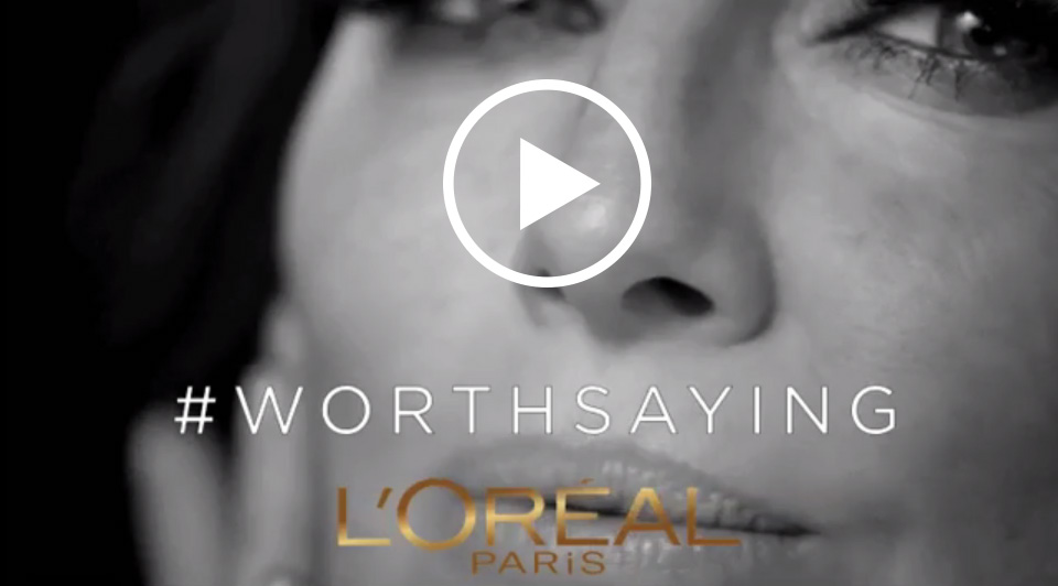 A New Campaign Inspiring Women to Share Something They Believe is Worth Saying, Launching During The Golden Globes