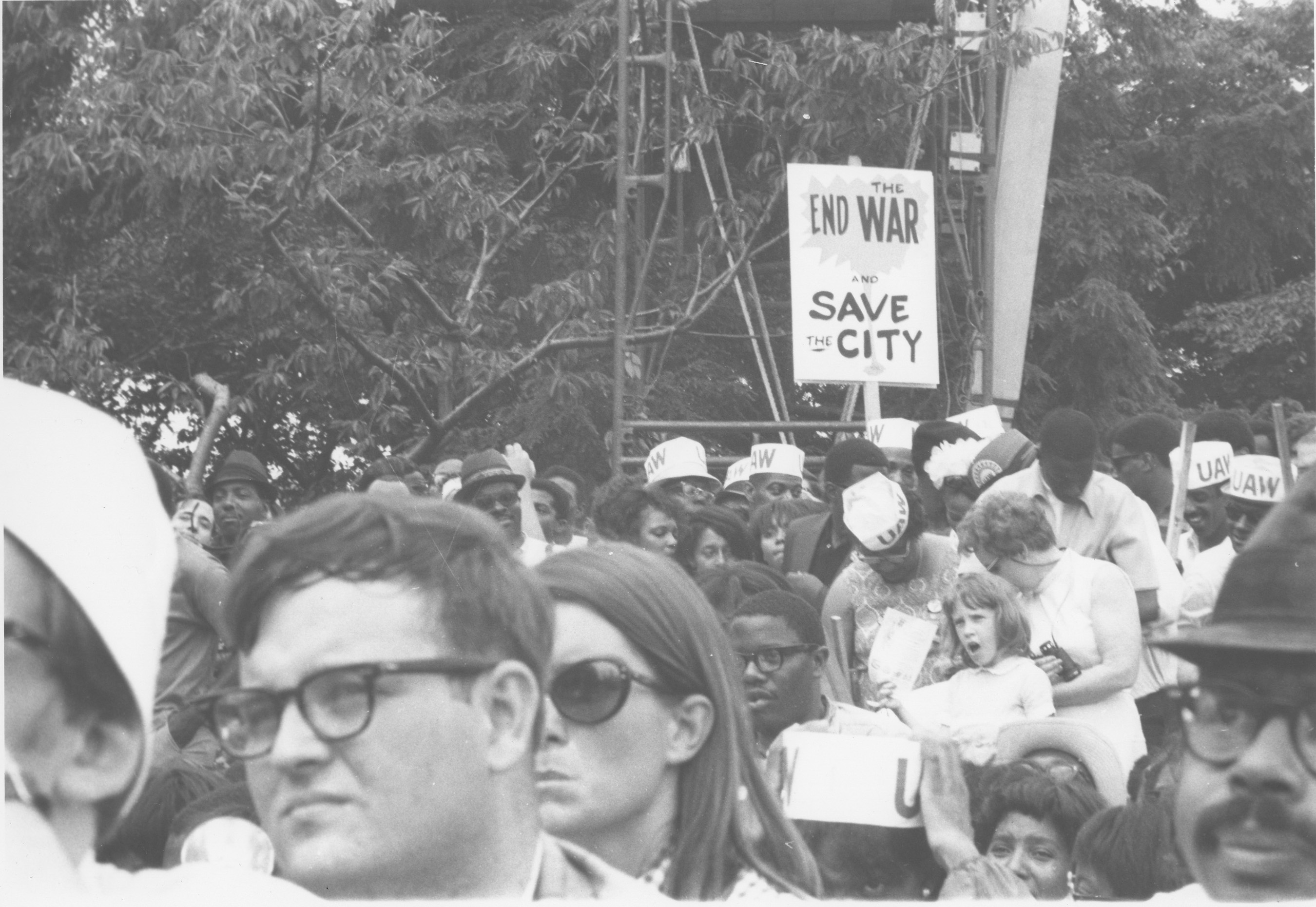 Smithsonian's Anacostia Community Museum Exhibition Highlights Impact of 1963-1975 Protest Years on Washington, D.C.