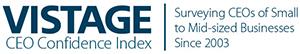 Vistage CEO Confidence Index logo