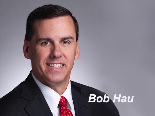 Bob Hau, CFO