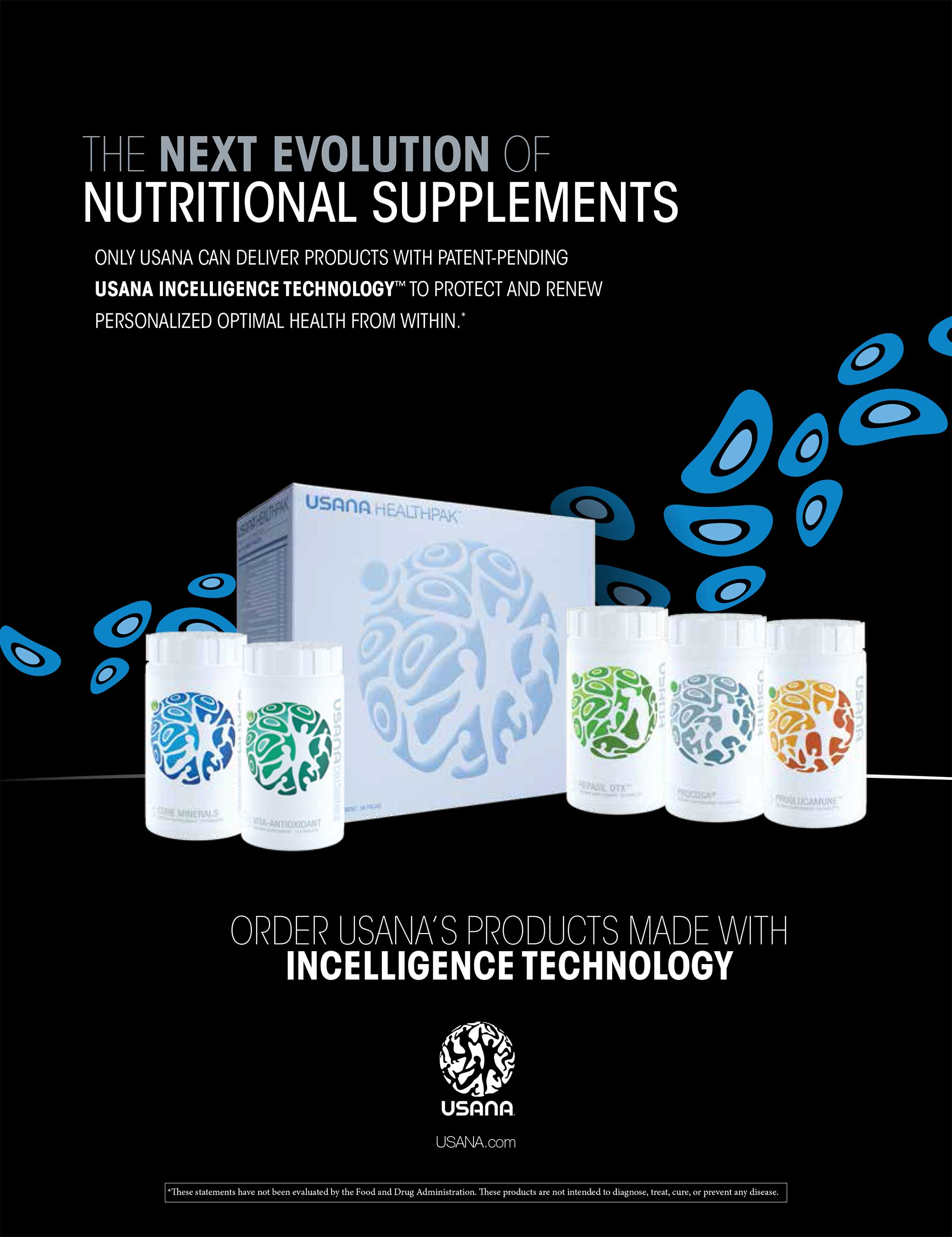 USANA Changes The World Of Nutritional Science