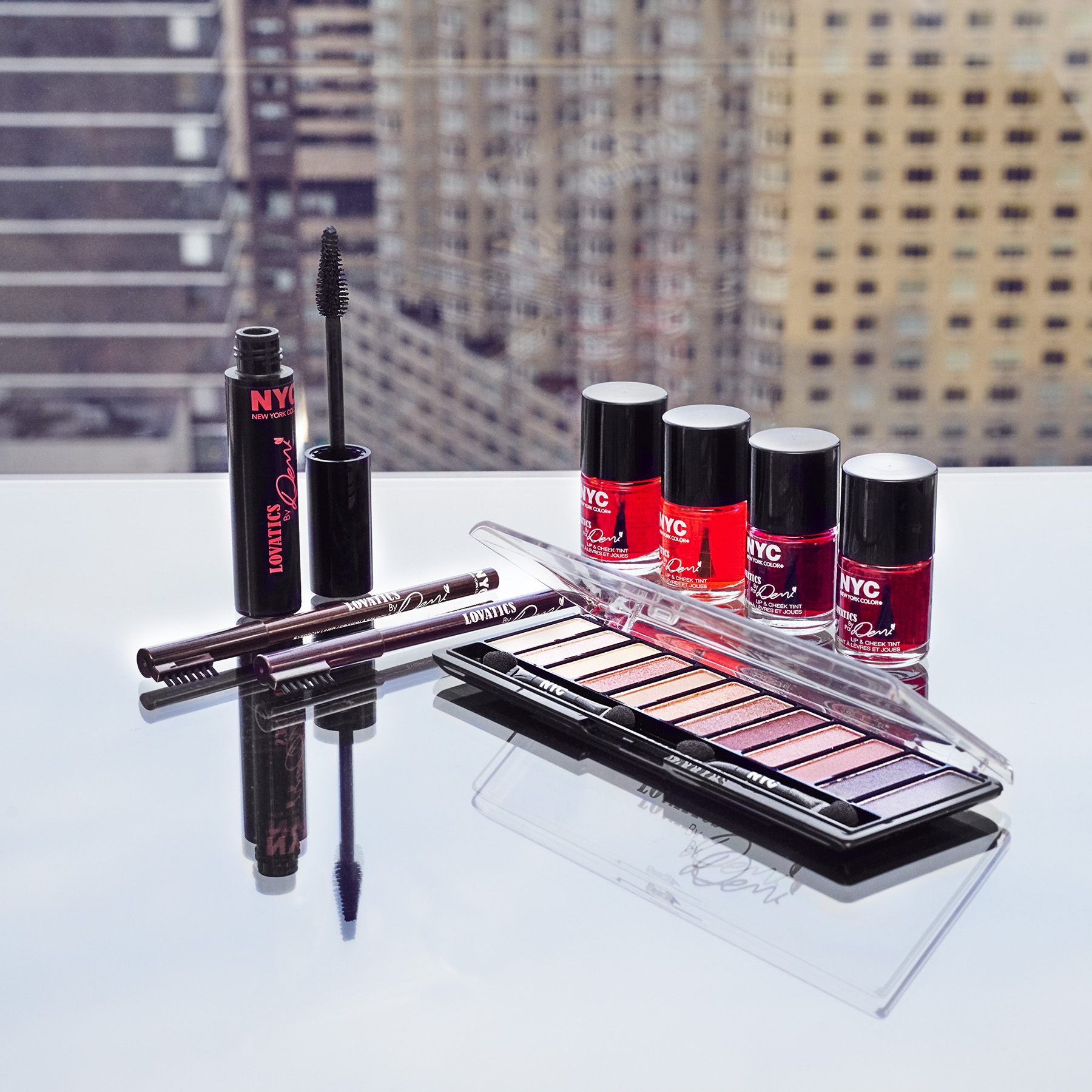 Lovatics by Demi Collection from NYC New York Color