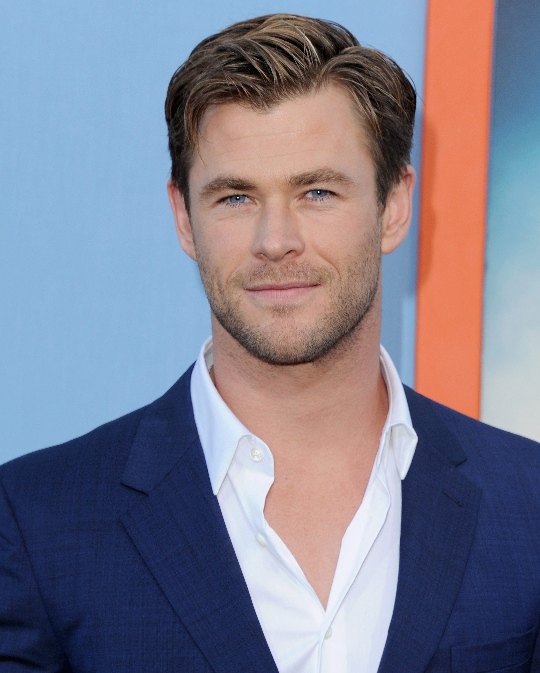 Australian actor and new Tourism Australia global ambassador Chris Hemsworth